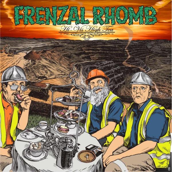 Frenzal Rhomb - Hi-Vis High Tea