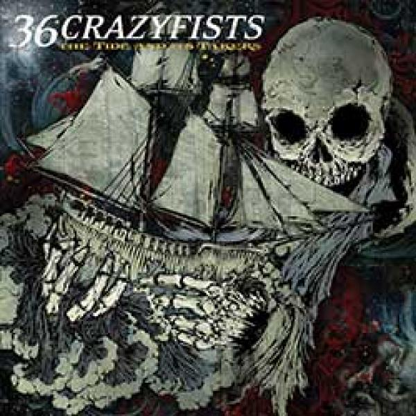 36 Crazyfists – The Tide And Its Takers