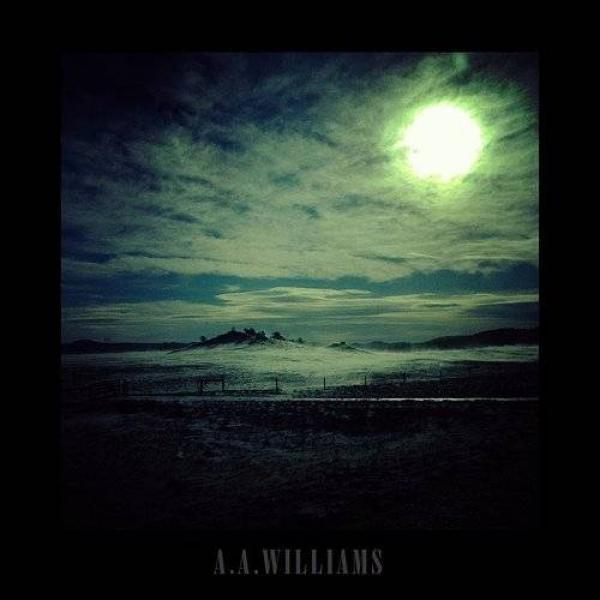 A.A. Williams A.A. Williams EP Punk Rock Theory