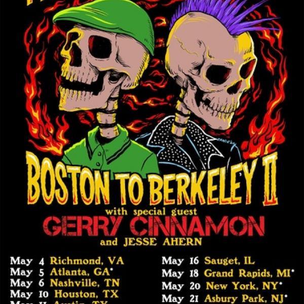 Dropkick Murphys & Rancid announce co-headlining Boston To Berkeley II tour