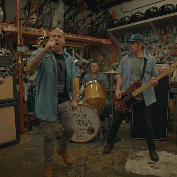The Bronx release motorcycle-themed 'Curb Feelers' video