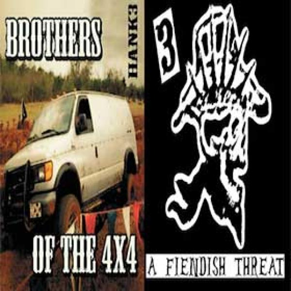 Hank3 – Brothers Of The 4x4 / A Fiendish Threat