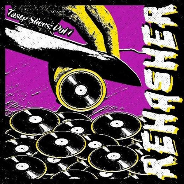 Rehasher Tasty Slices vol. 1 Punk Rock Theory