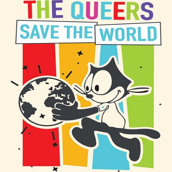 The Queers Save The World Punk Rock Theory