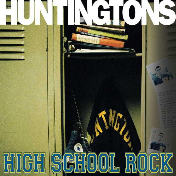 Huntingtons High School Rock Punk Rock Theory