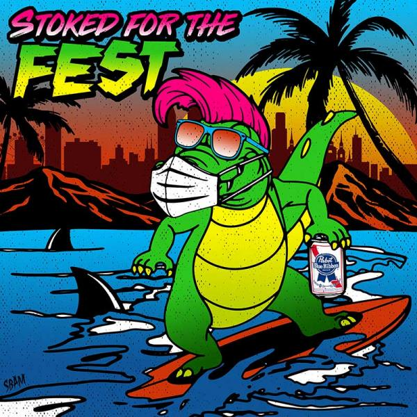 Funk Turry Funk release sampler for The Fest