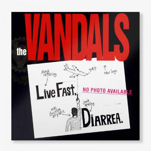 The Vandals Live Fast Diarrhea Punk Rock Theory