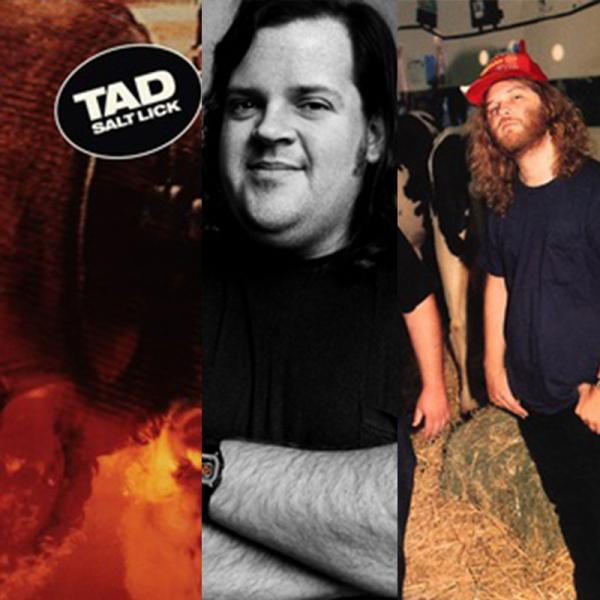 TAD - God's Balls / Salt Lick / 8-Way Santa