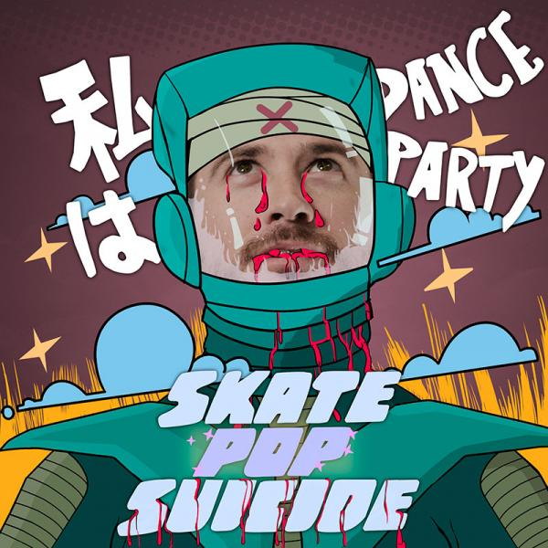 Watashi Wa Dance Party Skate Pop Suicide