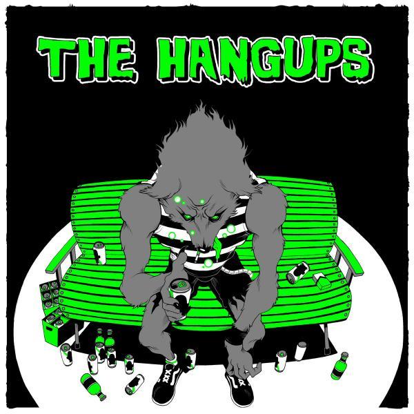 The Hangups s/t EP