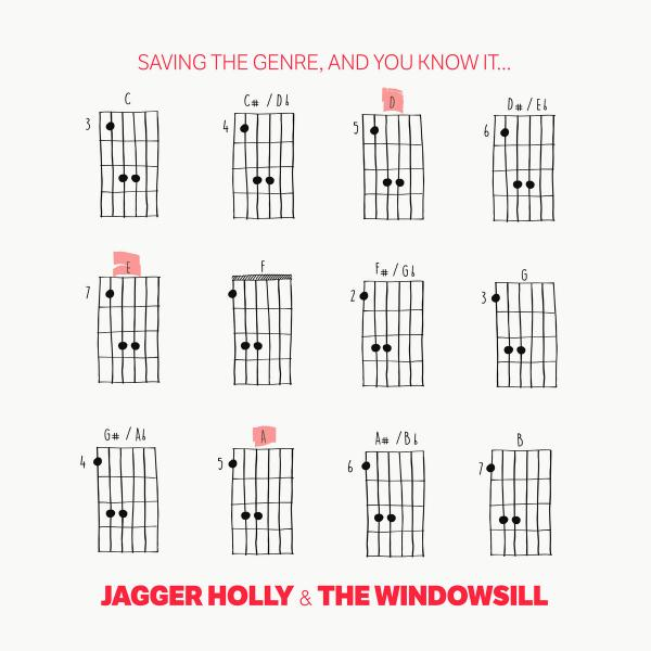 Jagger Holly & The Windowsill - Saving The Genre, And you know it​.​.​.  Punk Rock Theory