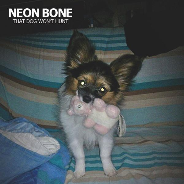 Neon Bone That Dog Won't Hunt