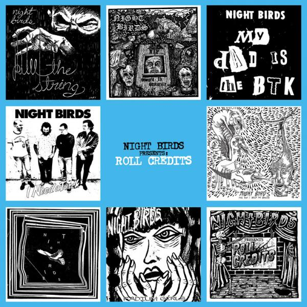 NIght Birds Roll Credits Punk Rock Theory