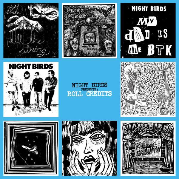 NIght Birds Roll Credits Punk Rock Theory