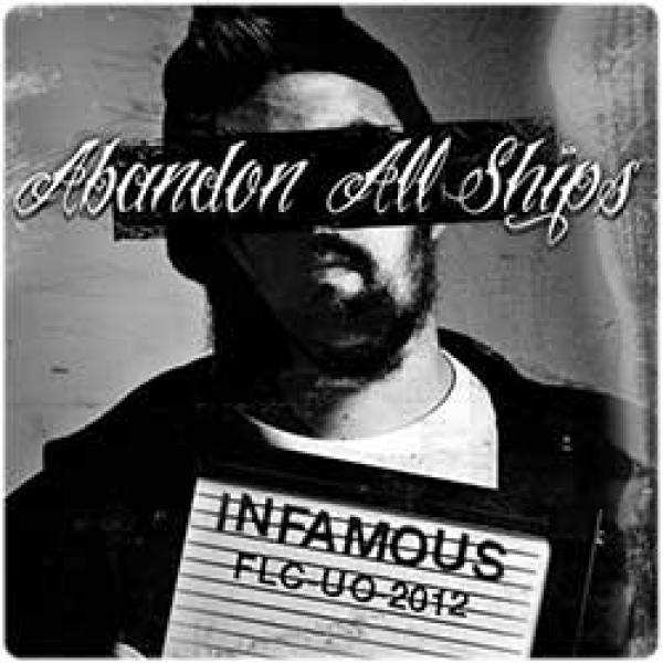 abandon all ships infamous album cover