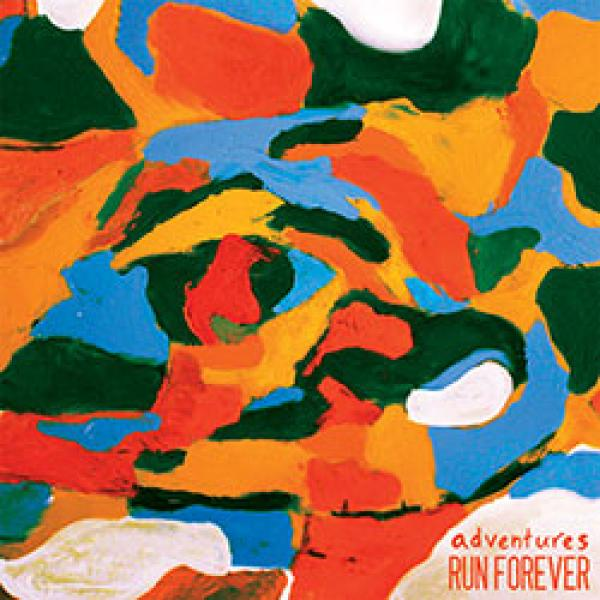 Adventures/Run Forever split