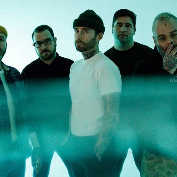 Alexisonfire debuts new song 'Season of the Flood'