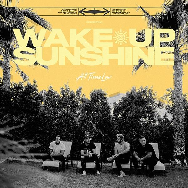 All Time Low Wake Up, Sunshine Punk Rock Theory