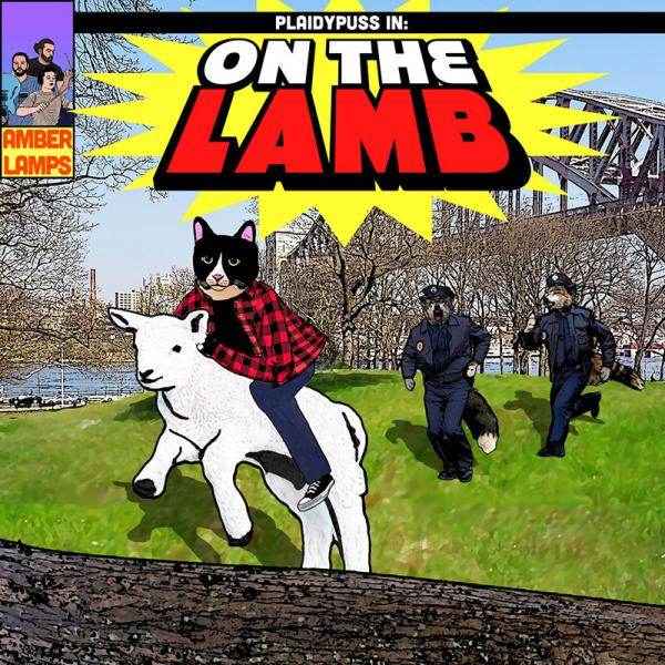 Amber Lamps On The Lamb Punk Rock Theory