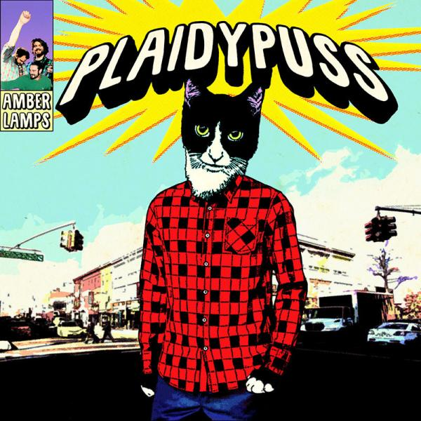 Amber Lamps - Plaidypuss