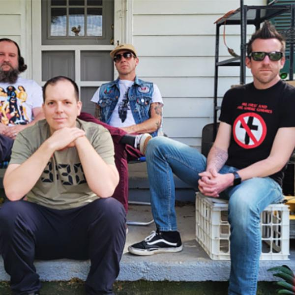 DC's American Television cover Black Flag, Op Ivy, Bad Religion, Green Day and Fugazi on new EP