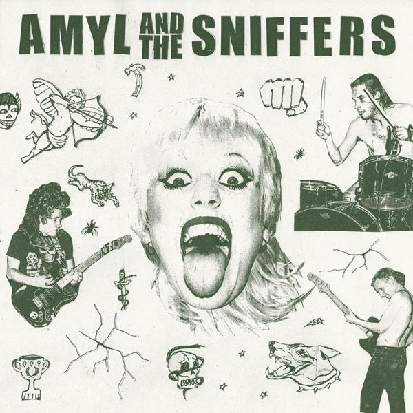 Amyl & The Sniffers Amyl & The Sniffers Punk Rock Theory
