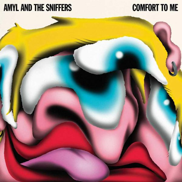 Amyl and the Sniffers Comfort To me Punk Rock Theory