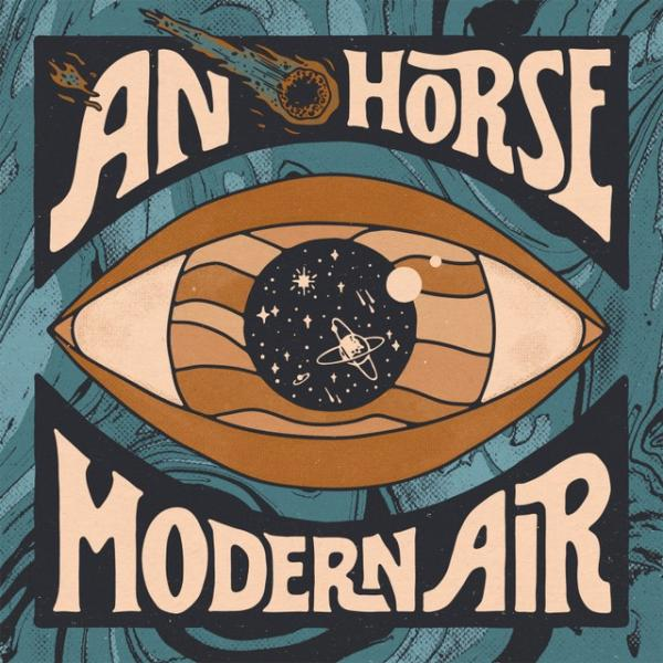 An Horse Modern Air Punk Rock Theory