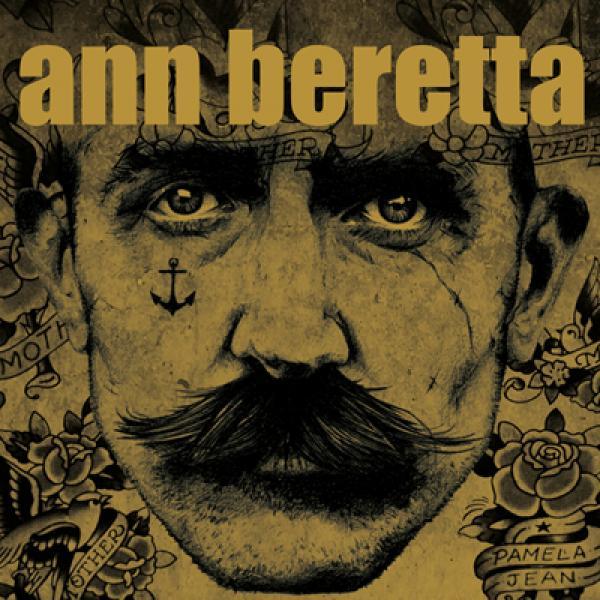 "Ann Beretta – S/T 7"""