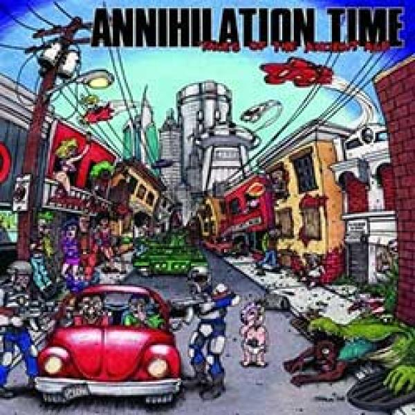 Annihilation Time – III : Tales Of The Ancient Age