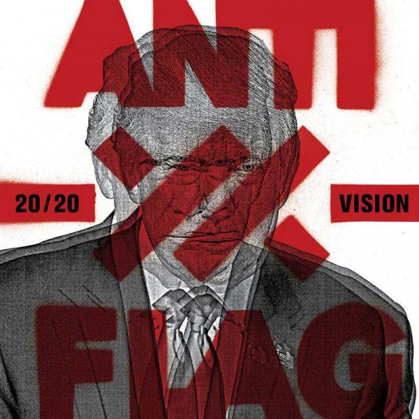 Anti-Flag 20/20 Vision Punk Rock Theory