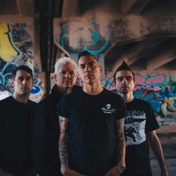 Anti-Flag announce new live album 'Live Volume 2'