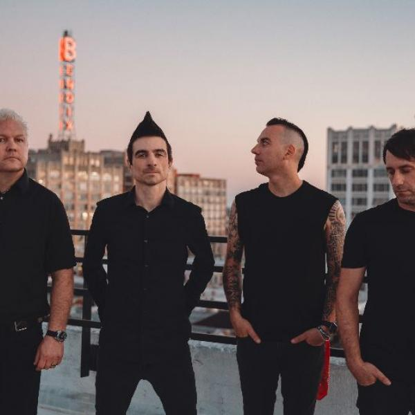 Anti-Flag release new single 'Christian Nationalist'