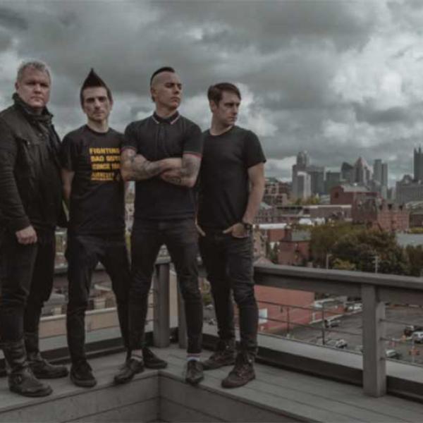 Anti-Flag shares 'A Dying Plea Vol. 1' featuring De'wayne, Marcia Richards, Jalise Della Gary & Tom