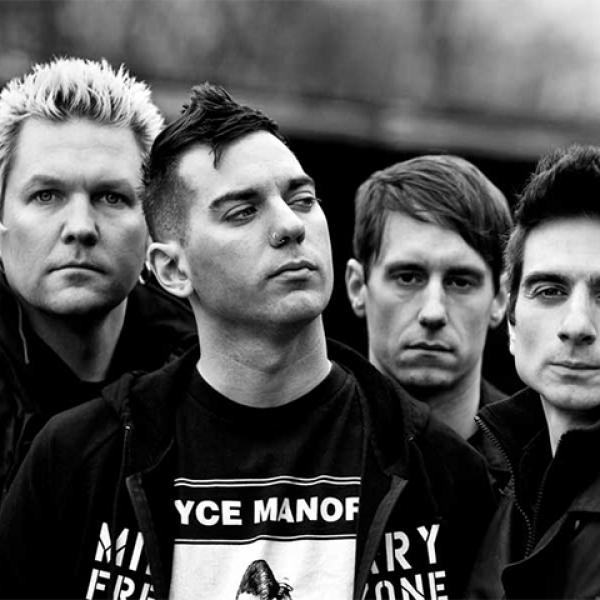 """Anti-Flag premieres video for """"For What It's Worth"""""""