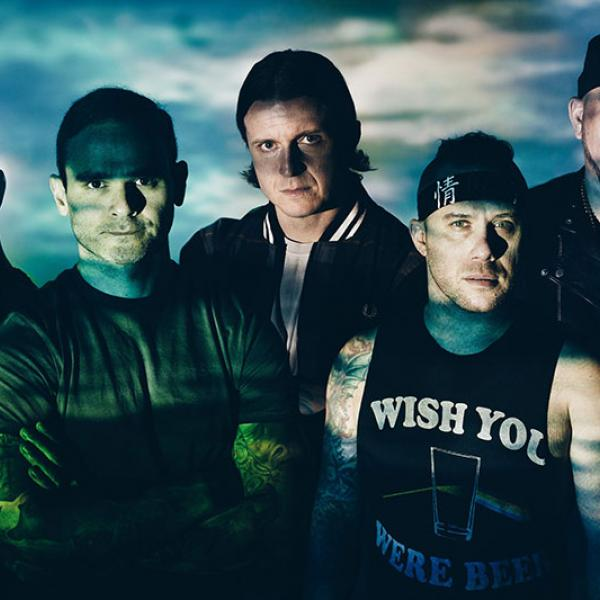 Atreyu share 'The Time Is Now' video