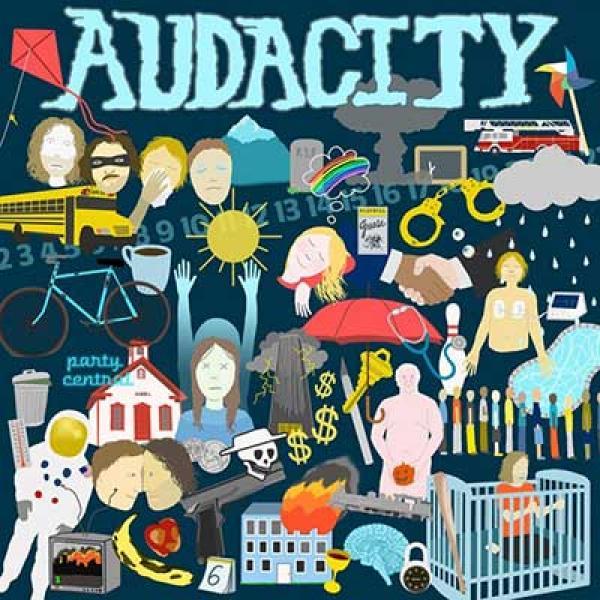 Audacity – Hyper Vessels