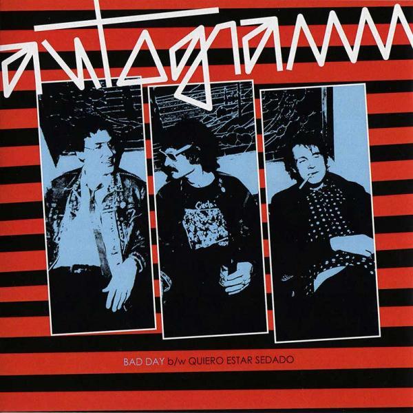 Autogramm Bad Day Punk Rock Theory