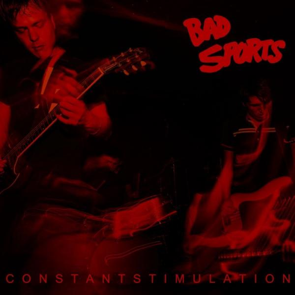 Bad Sports Constant Stimulation Punk Rock Theory