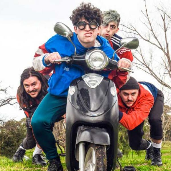 Australia's Bakers Eddy release new single 'Can't Afford It'