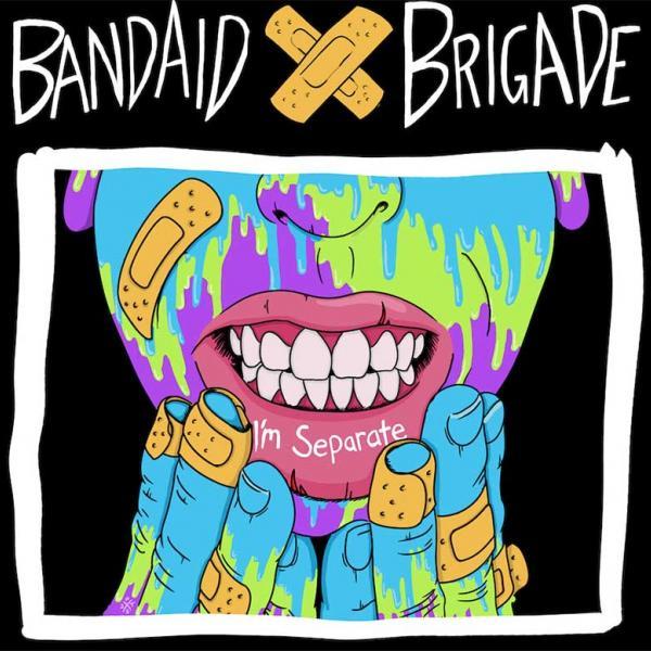 Bandaid Brigade I'm Separate Punk Rock Theory