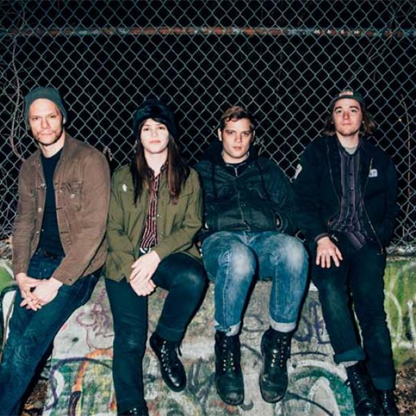 Big Eyes release new video for 'Hourglass'
