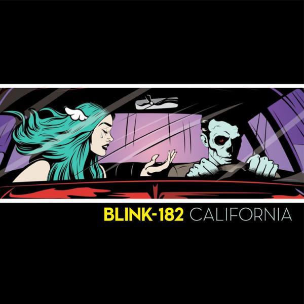 Blink-182 - California - Deluxe