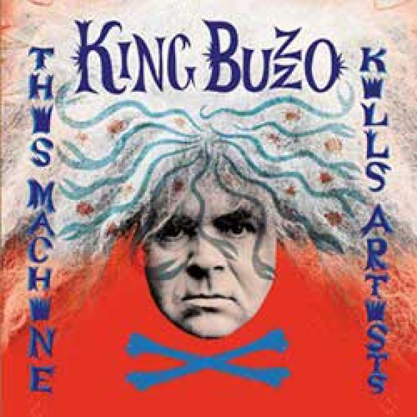 Buzz Osborne – This Machine Kills Artists