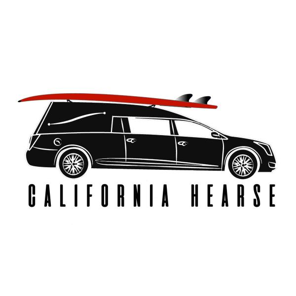 Members of Gentlemen Prefer Blood form California Hearse