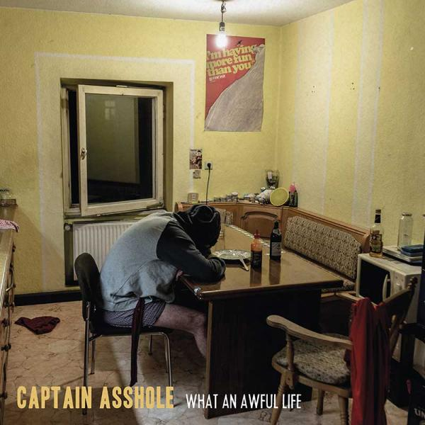 Captain Asshole What An Awful Life Punk Rock Theory