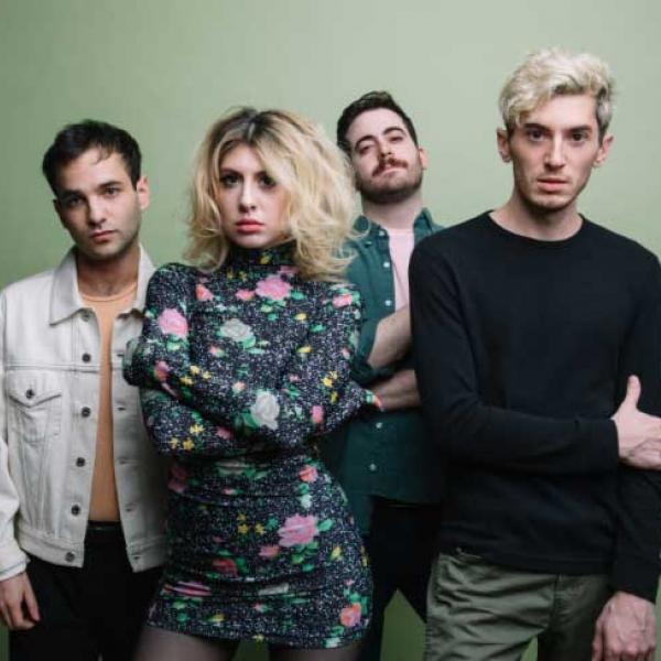 Charly Bliss release 'Chatroom' video