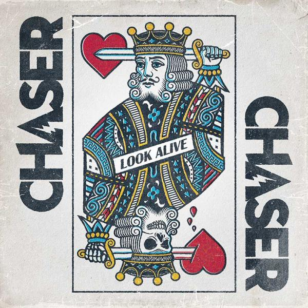 Chaser Look Alive Punk Rock Theory