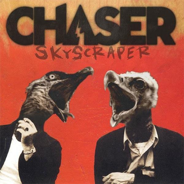 Chaser cover Bad Religion's 'Skyscraper'