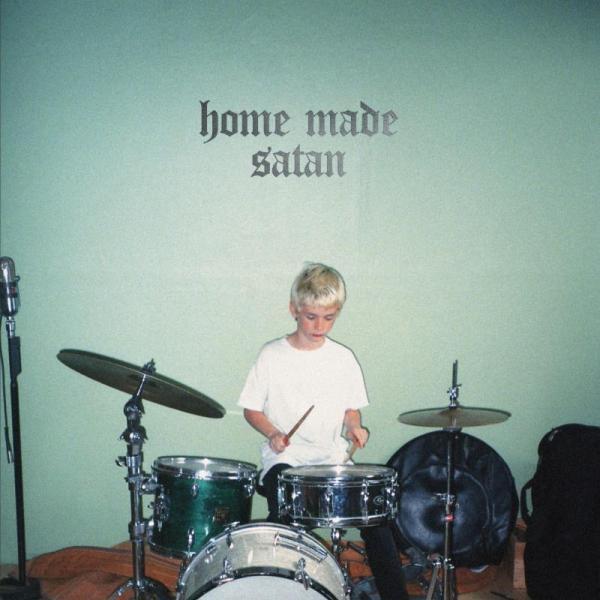 Chastity Home Made Satan Punk Rock Theory
